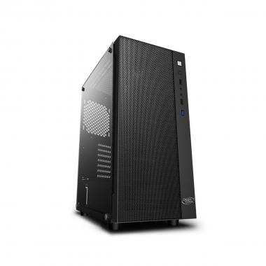 Case Atx Tower Deepcool Matrexx 55 0.6mm SPCC 3*USB3.0/2.0 Front Mesh &Side GlassVentole Non Incluse
