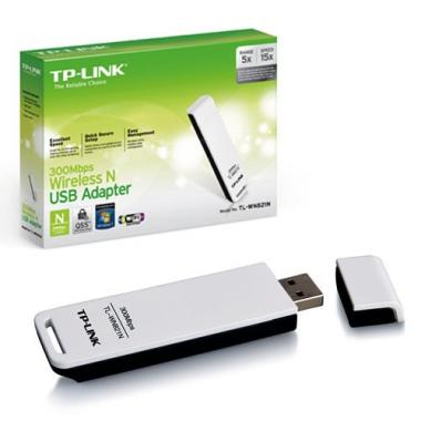 Adattatore USB Wireless TP-Link TL-WN821N 300Mbps