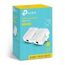 Kit Nano Adattatori Powerline Ethernet Tp-link TL-PA4010KIT 500Mbps