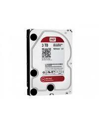 Hard Disk 3000GB 3TB Western Digital WD30EFRX 64MB Caviar Red SATA 6 Gb/s